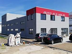 Hallenbau Mit Wohnung : werkstatt mit wohnung 91126 schwabach planen und bauen hallenbau ~ Frokenaadalensverden.com Haus und Dekorationen