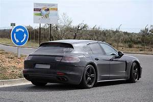 Porsche Panamera Break : porsche panamera shooting brake spied looks as you 39 d expect autoevolution ~ Gottalentnigeria.com Avis de Voitures