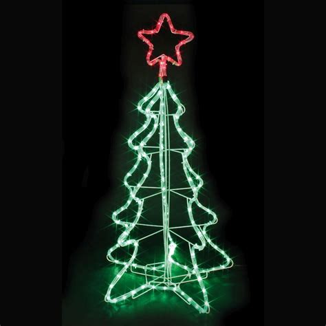 christmas tree led rope light 7m buy online at qd stores