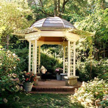 Dach Für Holzpavillon by Romantischer Holz Pavillon Im Garten 28 Bauarten Und Ideen