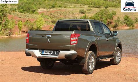 Mitsubishi L200 2017 Prices And Specifications In Qatar