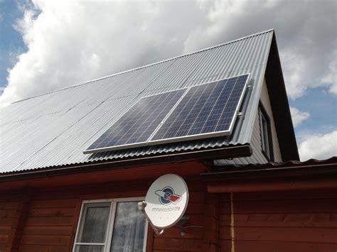 Эксплуатация солнечных батарей срок службы эффективность работы