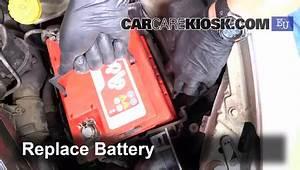 Batterie Citroen C3 : battery replacement 2002 2009 citroen c3 2004 citroen ~ Melissatoandfro.com Idées de Décoration