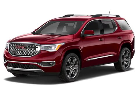 Gmc Acadia 2020 Dimensions by 2020 Gmc Acadia Denali Awd 3 6 Interior Changes Specs