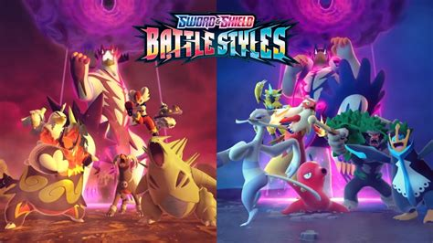 Pokémon Trading Card Game Unveils New Battle Styles ...