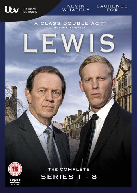 Lewis - Series 1-8 DVD   Zavvi.com