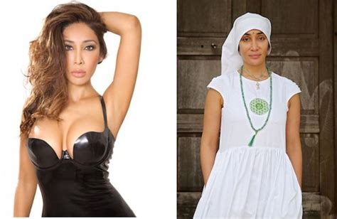 British Indian Model Quits Sexremoves Implants To Become A Celibate Nun Photos Kinnakas Blog