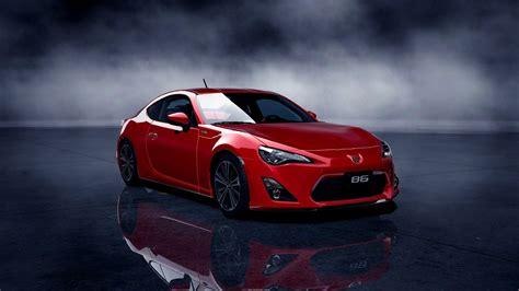 Toyota 86, Car, Vehicle, Video Games, Gran Turismo 5, Mist