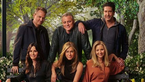 We link to the best sources from around the world. 'Friends The Reunion': Trailers and cast reactions | Marca