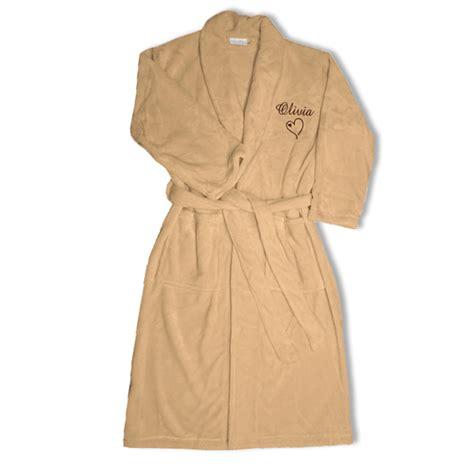 robe de chambre polaire gar n joli cadeau idée cadeau naissance peignoir polaire