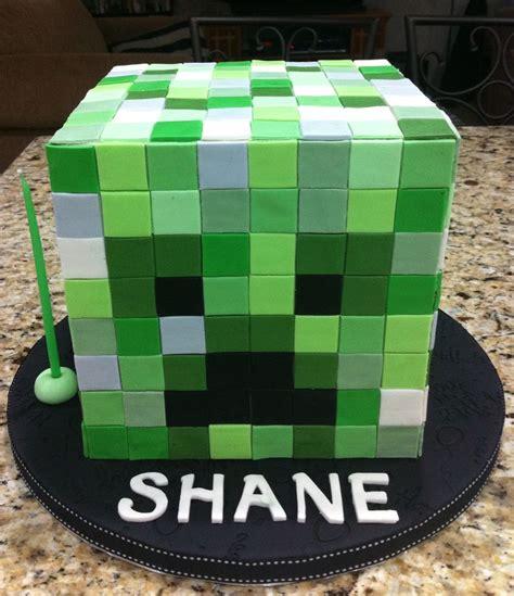 minecraft creeper cake minecraft creeper cake my cakes