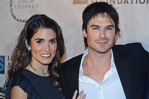 Ian Somerhalder wrote a note to Nikki Reed after the birth ...