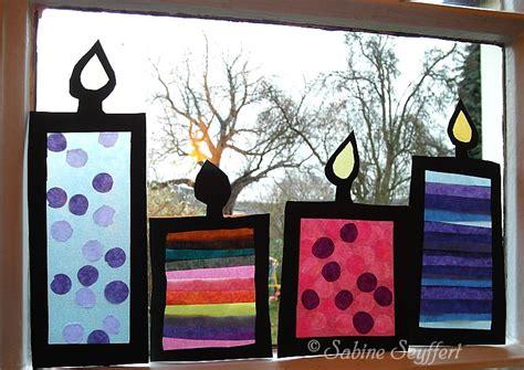 Diy Kerzen Fürs Fenster / Mit Kindern Weihnachtsgeschenke