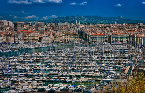 marseilles port at it s finest