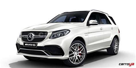 Es importante informar que no se realizan ventas telefónicas, ni ventas en internet, ni se solicitan anticipos por estos dos medios. Mercedes Benz Clase GLE AMG 63 Aut 2016 - Precio en Colombia
