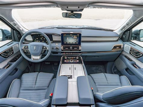 Lincoln Navigator Interior 2018 Brokeasshomecom