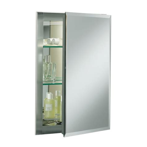 medicine cabinets with mirrors at lowes kohler cb clr1620fs mirrored medicine cabinet lowe 39 s canada