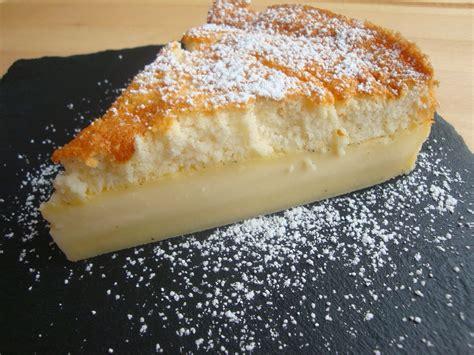 les recettes de dessert facile recette dessert facile le g 226 teau magique