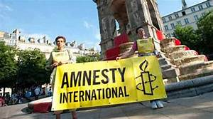 Amnesty International lobbies in US on human rights issues ...