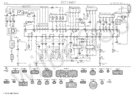 1993 Nissan 240sx Wiring Diagram by 1993 Nissan 240sx Drift Wiring Diagram Database