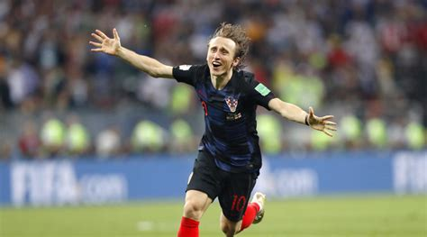 world cup golden ball luka modric named world cup