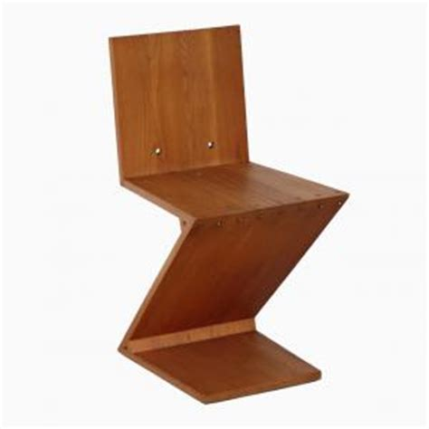 chaise zig zag albatros chair by gerrit rietveld for sale at pamono