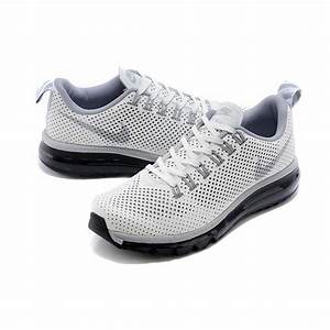 Nike Air Max Motion Mens Running Shoes White Black Sale UK