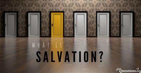 salvation doctrine christian christianity faith
