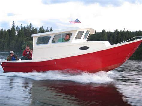 Harvey Dory Boat by Cloud Cap Marine