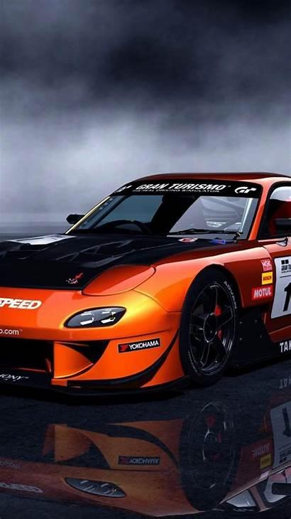 Turismo Gran Mazda Rx Games Ps3 Mobile