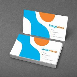 Online business cards printing imago visual for Online business cards printing