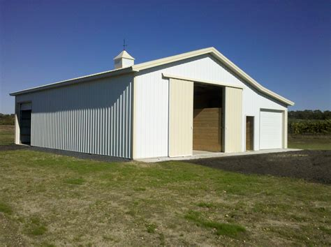 Which Type Of Insurance Is Right For Your Pole Barn?