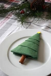 Weihnachtsbaum Servietten Falten : servietten falten tannenbaum lavendelblog ~ A.2002-acura-tl-radio.info Haus und Dekorationen
