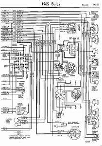 Wiring Diagram For 1965 Buick Riviera Part 2  60735