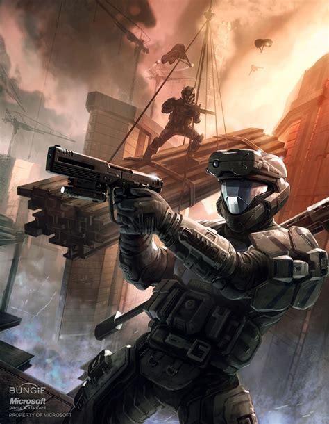 Art Halo 3 Concept Art (update) 12210