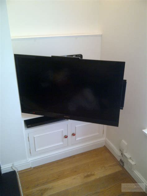 Tv Wall Cupboard by Tv Extended On Wall Mount Cardinal Way Wall Mounted Tv