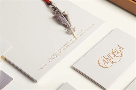 candela branding  roandco  images chic business