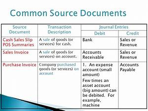 The journal and source documents ppt video online download for 8 source documents