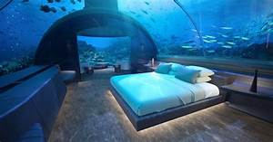 Photos World39s First Glass Underwater Hotel Suite At