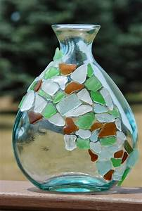 Craft, With, Sea, Glass