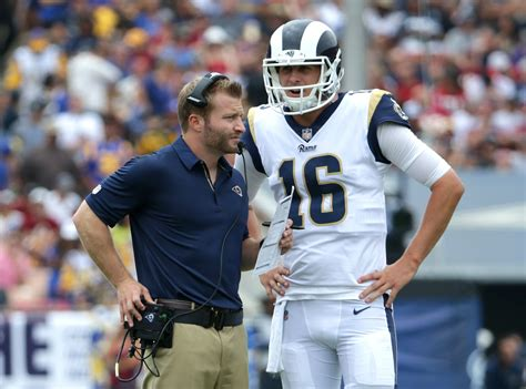 Rams Mcvay For Rams Everything Is Different Under Sean Mcvay And