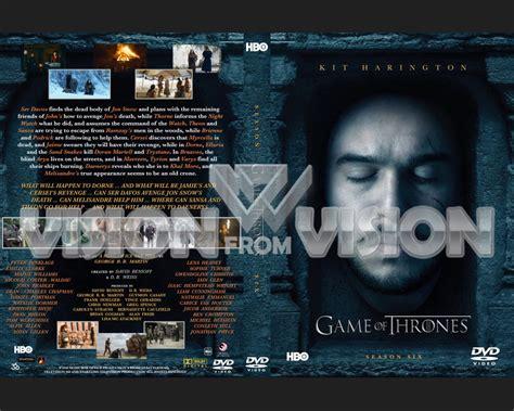 game  thrones season  dvd ver