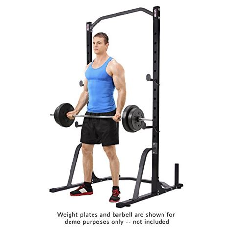 body champ pbc power rack system  olympic weight plate storage barbell academy