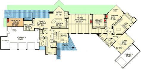 linear  angled modern  st floor master