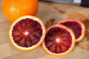 Blood Orange Torte – The Sticky Fig