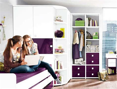 Jugendzimmer Mit Viel Stauraum by Begehbarer Eckkleiderschrank Jugendzimmer Hersteller