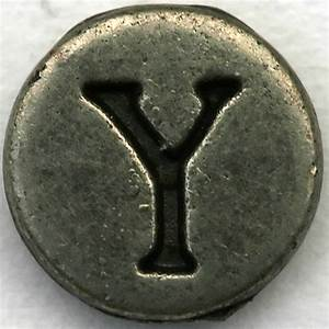 pewter letter y flickr photo sharing With pewter letters