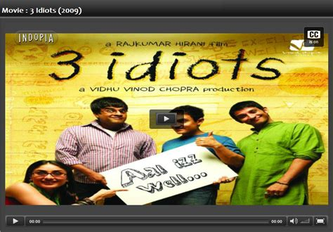 Watch 3 Idiots Full Movie Hd Online
