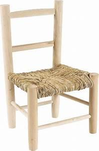 La Petite Chaise : petite chaise bois pour enfant ~ Nature-et-papiers.com Idées de Décoration