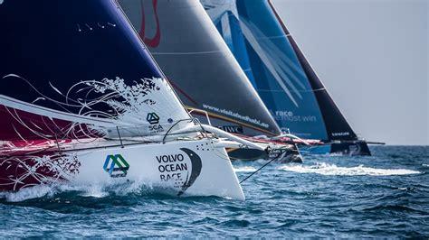 adventure begins volvo ocean race